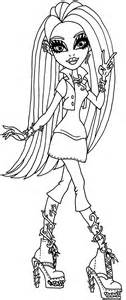 HD wallpapers imprimer coloriage monster high draculaura