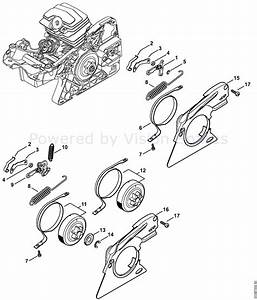 Stihl Ms660 Parts Diagram