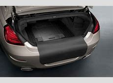 BMW Genuine Boot Trunk Rubber Liner Mat+Box+Sill Protector
