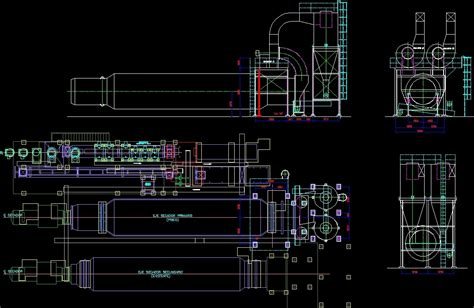 cuisine autocad food industry camar dwg section for autocad designs cad