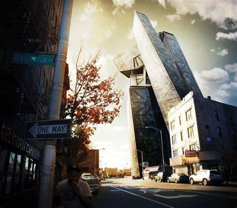 Photoshop Tutorial Composite A 3d Building Into A Photo