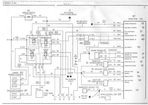 Rover 25 Wiring Diagram Pdf by Newbie Mgf Ecu Problem Page 2 Mg Rover Org Forums