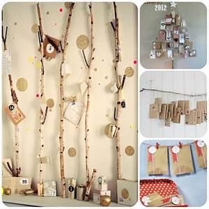 Adventskalender Holz Baum : adventskalender selber basteln tipps und ideen ~ Watch28wear.com Haus und Dekorationen
