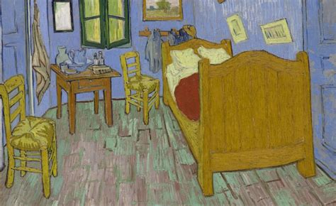 gogh bedroom painting rent vincent gogh s bedroom on airbnbdestinasian