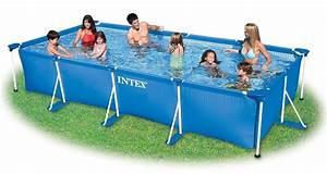 Piscine Pas Cher Tubulaire : o et comment acheter une piscine tubulaire pas cher ~ Dailycaller-alerts.com Idées de Décoration