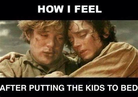 How I Feel Meme - how i feel after putting the kids to bed memes and comics