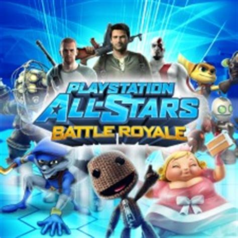 Playstation® Allstars Battle Royale (ps Vita) On Ps Vita