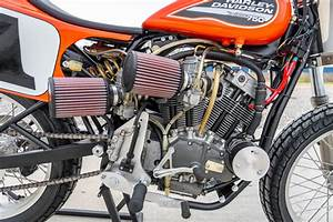 For Sale - Harley XR750 - The Bike Shed