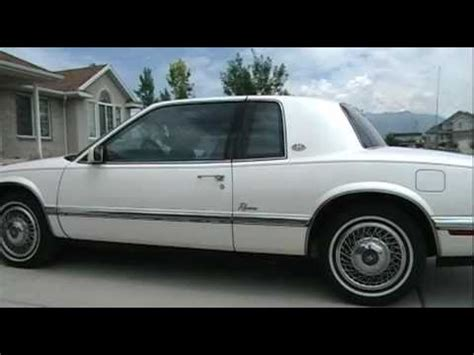 security system 1990 buick riviera navigation system 1991 buick riviera 3 8 liter v6 youtube