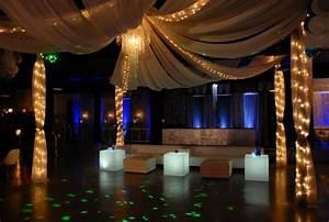 Hang Christmas Lights Up Or Down Crystal Ball Nye Masquerade Party At Idl Ballroom Rentals