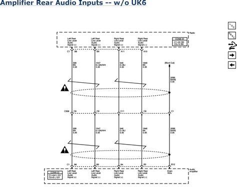 Denali Audio Wiring by Repair Guides Entertainment 2006 Radio Audio