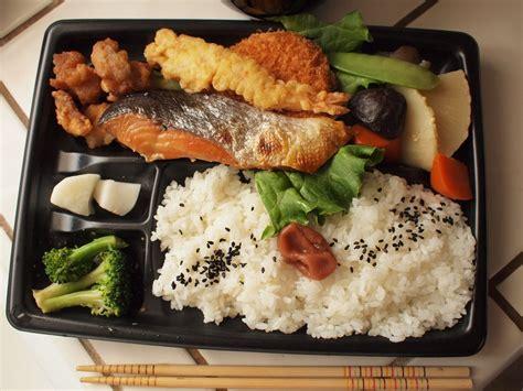 cuisine bento japanese food