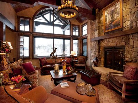 rustic home interior 20 rustic living room design ideas always in trend