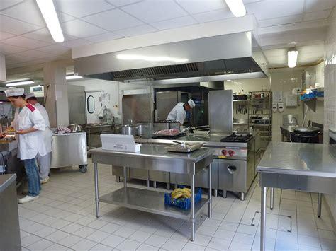 plan cuisine restaurant normes evtod
