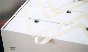 Petite Commode Ikea : customiser un meuble ikea mini commode moppe madame citron blog de cr ations et diy ~ Teatrodelosmanantiales.com Idées de Décoration