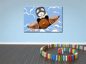 Tableau Chambre Enfant : interview de l 39 artiste moodinpix hexoa ~ Teatrodelosmanantiales.com Idées de Décoration
