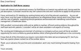 Nurse Nursing Cover Letter For Job Applications Rn Cover Letter 10 Job Application Letters For Nurse Free Sample Cover Letter 48 Nursing Cover Letter Examples Nursing