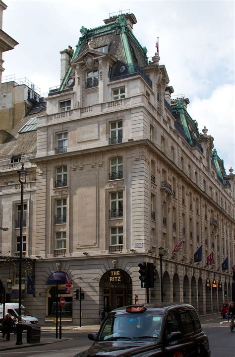The Ritz Hotel, London Wikipedia