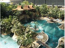 HOTEL REVIEW Tropical Islands Brandenburg, Berlin
