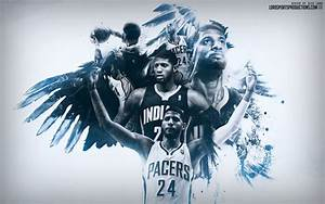 Paul George Indiana Pacers 2015-2016 Wallpaper ...