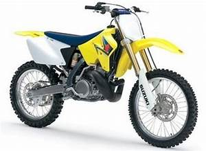 2003 Suzuki Rm250 Service Repair Manual Download