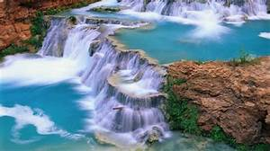 55 Gambar Pemandangan Air Terjun Terindah dan Tercantik di ...