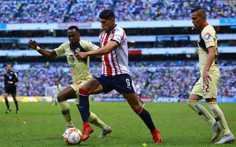 Liga MX: Horario y dónde ver en vivo Chivas vs América de ...
