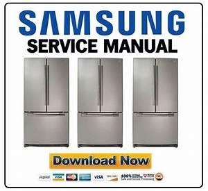 Samsung Rf266aepn Service Manual  U0026 Repair Guide