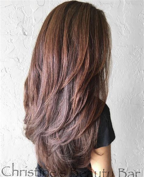 cute layered hairstyles  cuts  long hair hair