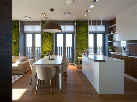 Contemporary Apartment : Modern Apartment Design