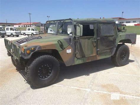 army humvee surplus military humvees for sale in san antonio across