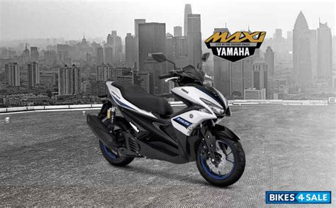 Review Yamaha Aerox 155vva by Yamaha Aerox 155 Vva R Version Scooter Price Review