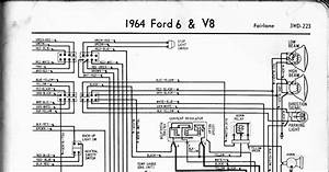 1964 Ford Fairlane Wiring Diagram