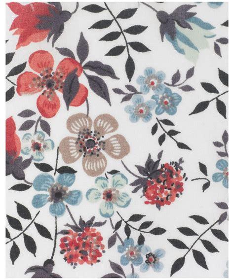 Liberty Print Upholstery Fabric by Liberty Print Edenham K Tana Lawn From The Liberty