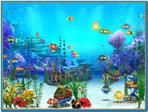 Free 3D Aquarium Screensaver Windows 1.0