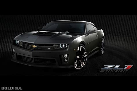 Black Chevrolet Camaro Wallpaper