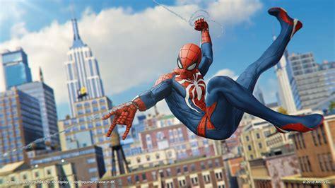 top  meilleurs jeux de spider man