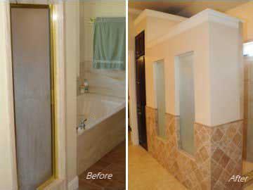 remodeling  plain bathroom dreammaker bath kitchen
