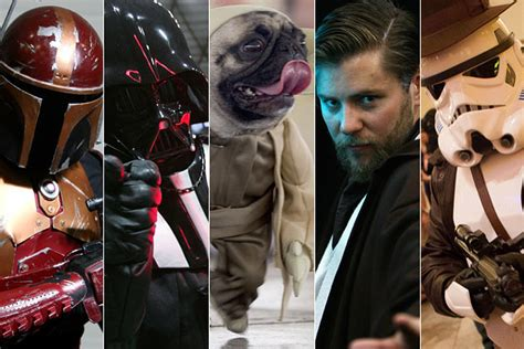 Best 'Star Wars' Cosplay: May the 4th Be With You…and Your ...