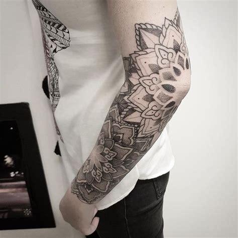 tatuajes mandalas  hombrespartes del cuerpo