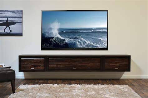 wall mount tv stand eco geo entertainment center espresso