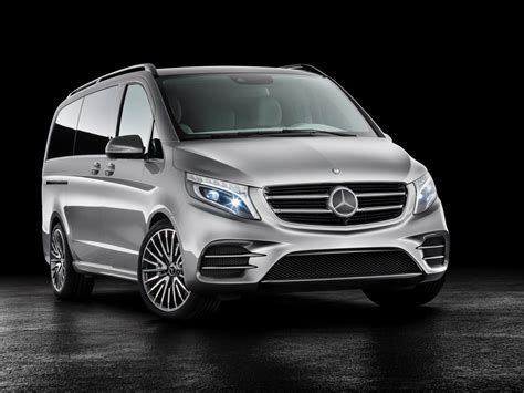 luxury minivan the mercedes benz concept v ision e is the only minivan in
