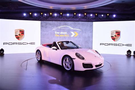 porsche    india price starts  rs