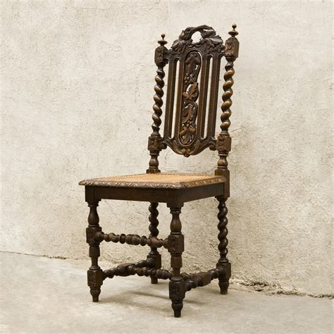Antique Chair Louis Xiii Style Sold  Glossary Depot