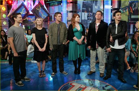 spider cast trl spiderman 2007 maguire tobey bryce howard dallas dunst kirsten thomas topher grace haden