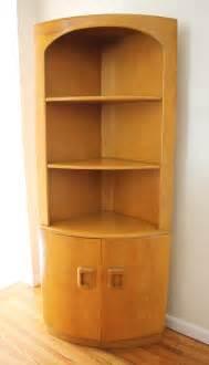 Heywood Wakefield Dresser Styles by Heywood Wakefield Corner Cabinet Bench Amp Bookshelf