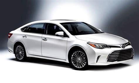 Toyota Car : 2016 Toyota Avalon