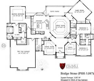 Custom Home Floor Plans Pictures by 1663 Clairmont Floor Plan Ranch House View Sizefloor