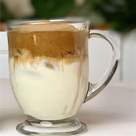 Dalgona coffee wat is het precies? Skinny Fluffy Coffee-No Sugar Recipe- Skinny Mixes