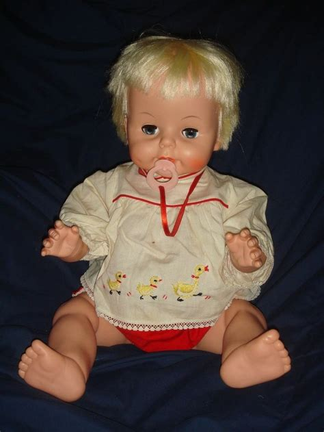 Vintage Baby 1 vintage baby boo doll 1965 deluxe reading corp 150